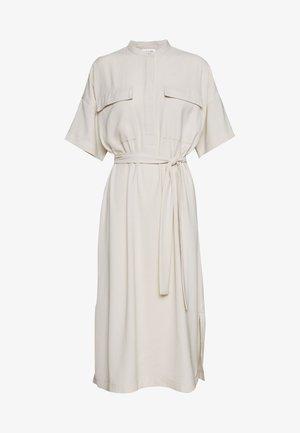 VMCORFU CALF DRESS  - Maxi-jurk - birch