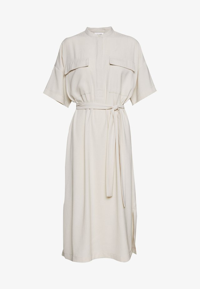 VMCORFU CALF DRESS  - Maxikjoler - birch