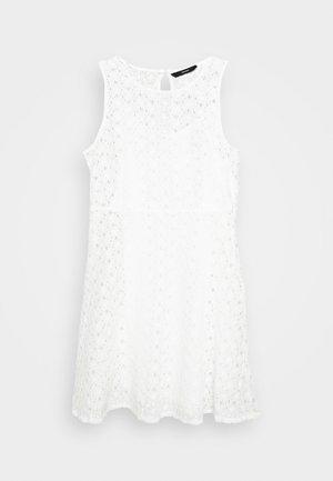 VMALLIE SHORT DRESS - Vapaa-ajan mekko - snow white