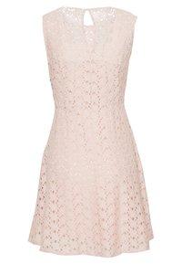 Vero Moda - VMALLIE  - Cocktailklänning - sepia rose - 1