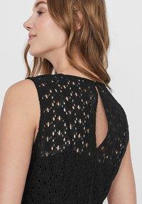 Vero Moda - VMALLIE  - Vestito elegante - black - 3