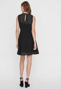 Vero Moda - VMALLIE  - Vestito elegante - black - 2