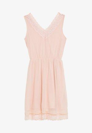VMPERNILLA SHORT DRESS - Denní šaty - sepia rose