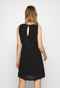 Vero Moda - VMKATIE SHORT DRESS - Korte jurk - black