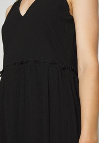 Vero Moda - VMKATIE SHORT DRESS - Korte jurk - black - 4