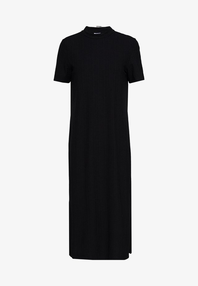 VMKETTI CALF DRESS - Hverdagskjoler - black
