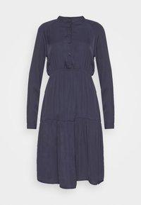 Vero Moda - VMKATE DRESS BELT - Shirt dress - night sky - 5