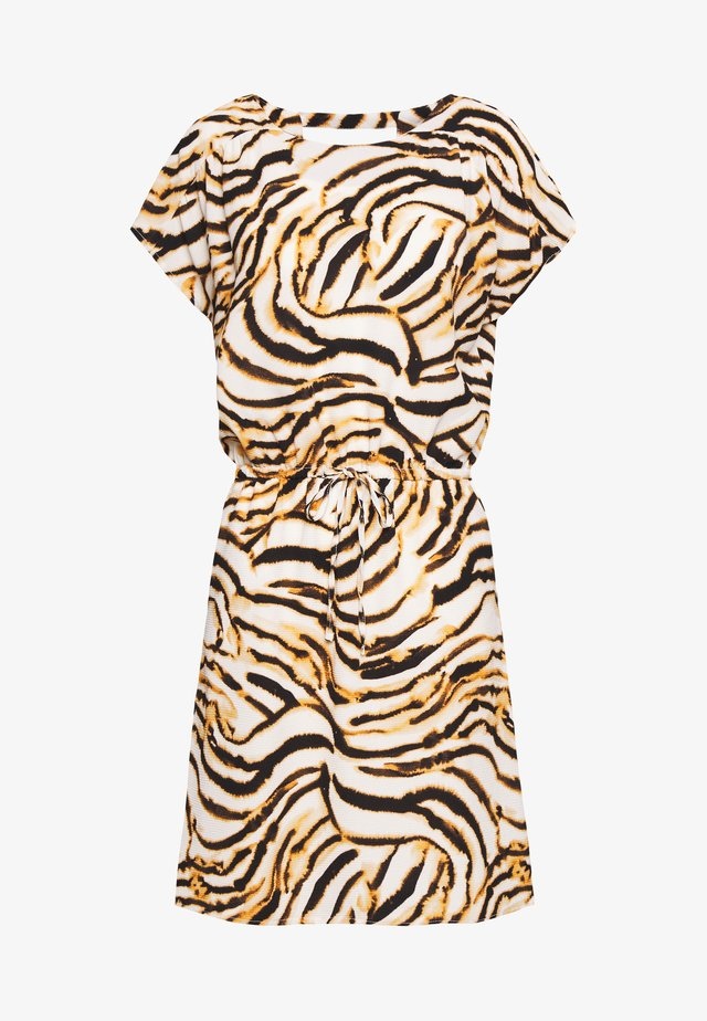 VMSASHA BALI SHORT DRESS  - Korte jurk - meerkat/kourtney