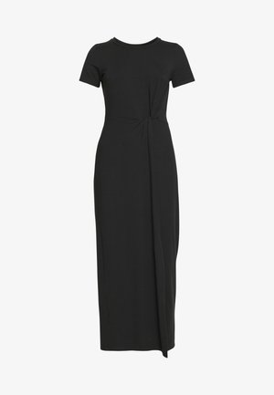 VMAVA LULU ANCLE DRESS - Maxi-jurk - black