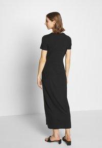 Vero Moda - VMAVA LULU ANCLE DRESS - Maxi dress - black - 3