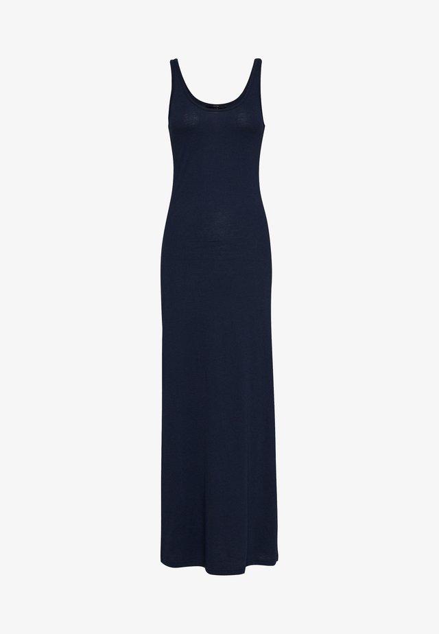 VMNANNA SL ANCLE DRESS COLOR - Maxiklänning - navy blazer