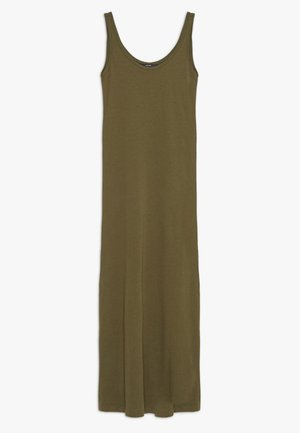 VMNANNA SL ANCLE DRESS COLOR - Maxi dress - ivy green