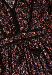 Vero Moda - VMROSEY BOHO ANKLE DRESS - Maxi dress - navy blazer/rosey - 2