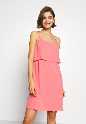 VMALEXA SINGLET SHORT DRESS - Robe d'été - tea rose