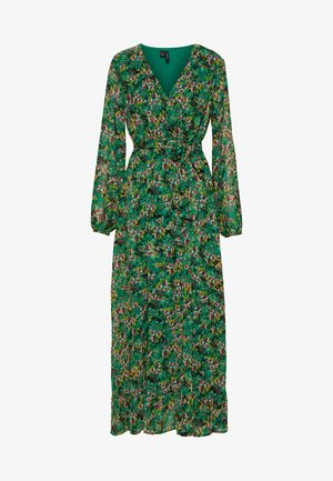 VMANNELINE ANCLE DRESS - Robe longue - green