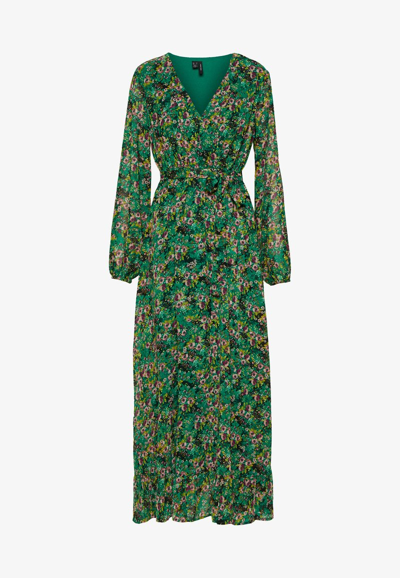 Vero Moda - VMANNELINE - Maxi dress - green