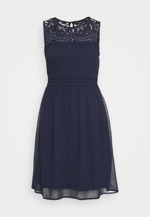 VMVANESSA SHORT DRESS - Cocktail dress / Party dress - night sky
