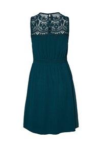Vero Moda - VMVANESSA SHORT DRESS - Vestido de cóctel - ponderosa pine - 6