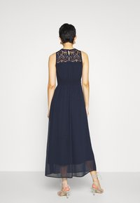 Vero Moda - VMVANESSA DRESS ANCLE - Occasion wear - night sky - 2