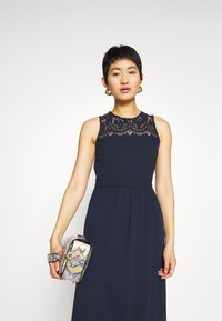 Vero Moda - VMVANESSA DRESS ANCLE - Occasion wear - night sky - 3