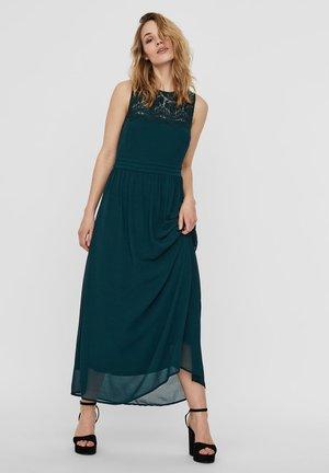 VMVANESSA DRESS ANCLE - Vestido de fiesta - ponderosa pine