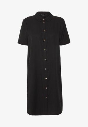 VMCHLOE TUNIC DRESS - Košilové šaty - black