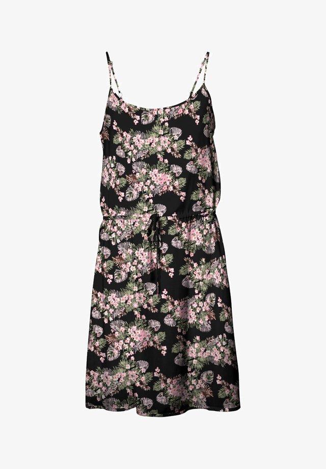Korte jurk - black 1