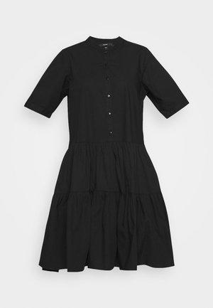 VMDELTA DRESS - Abito a camicia - black