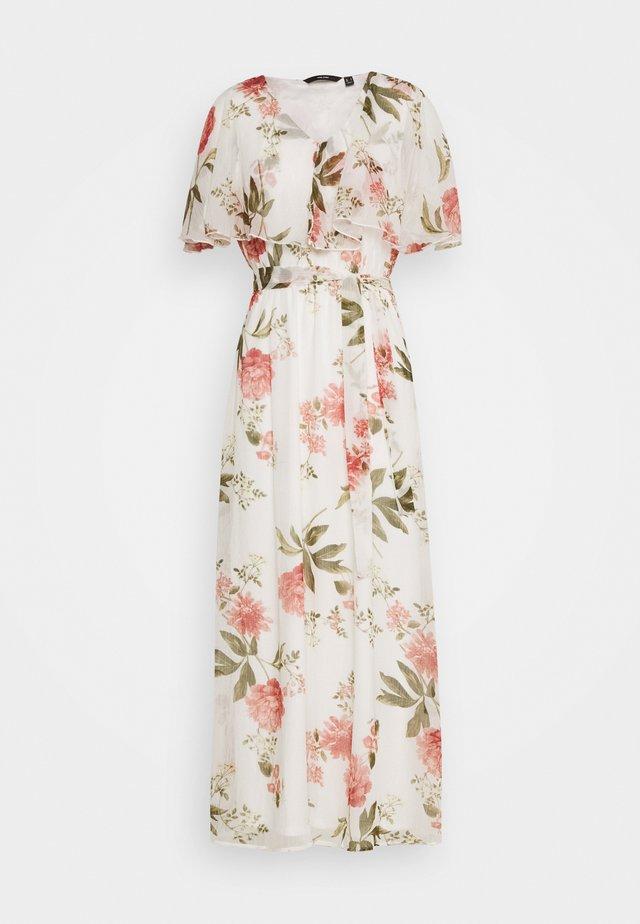 VMLUCCA FRILL DRESS - Suknia balowa - birch/lucca