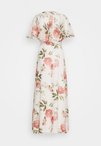 Vero Moda - VMLUCCA FRILL DRESS - Vestito elegante - birch/lucca - 1