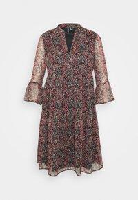 Vero Moda - VMKAY SHORT DRESS - Vestito estivo - black - 3