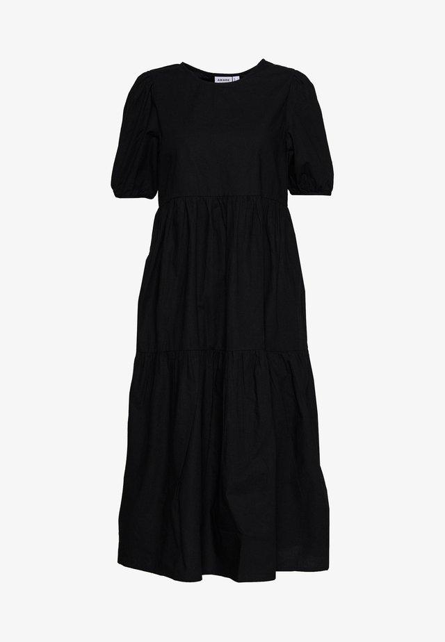 VMOLIVE CALF DRESS - Sukienka letnia - black