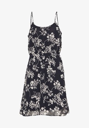VMDIRIS SINGLET SHORT DRESS - Denní šaty - night sky