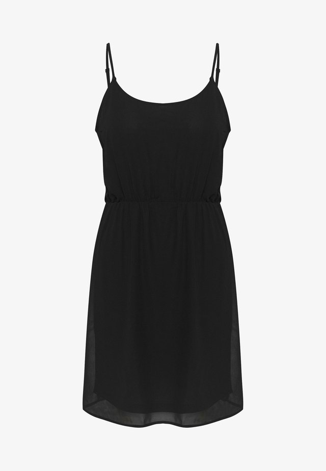 VMDIRIS SINGLET SHORT DRESS - Korte jurk - black