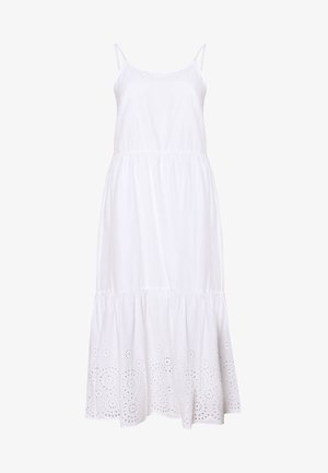 VMHALO SINGLET - Day dress - snow white