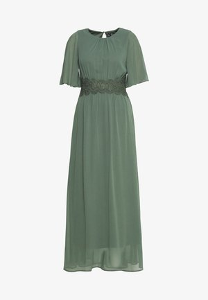 VMSALLY MAXI DRESS - Galajurk - laurel wreath