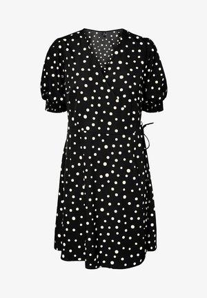 KLEID WICKEL - Day dress - black