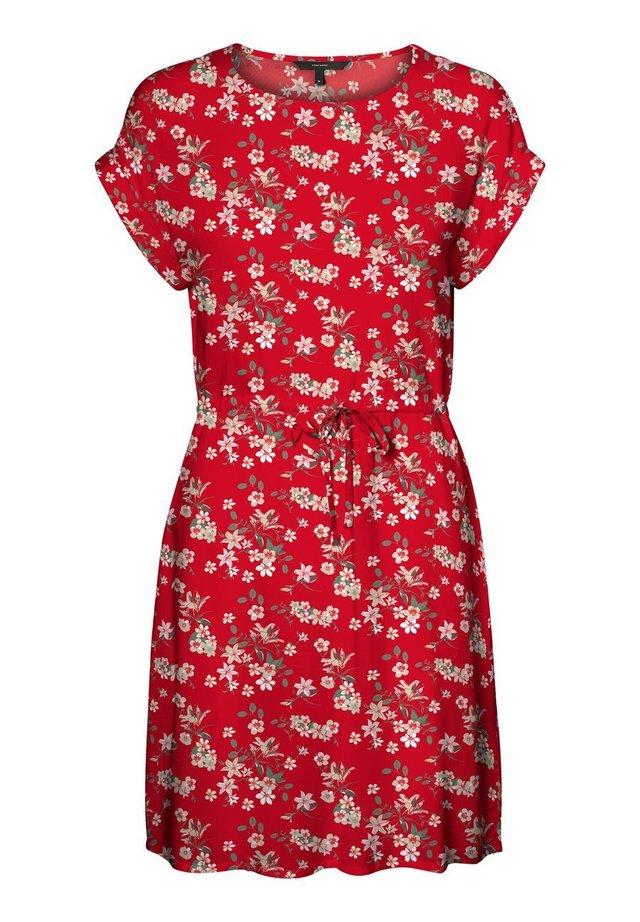 Sukienka letnia - goji berry