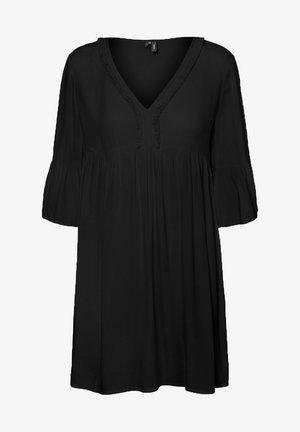 KLEID LOOSE FIT - Robe d'été - black
