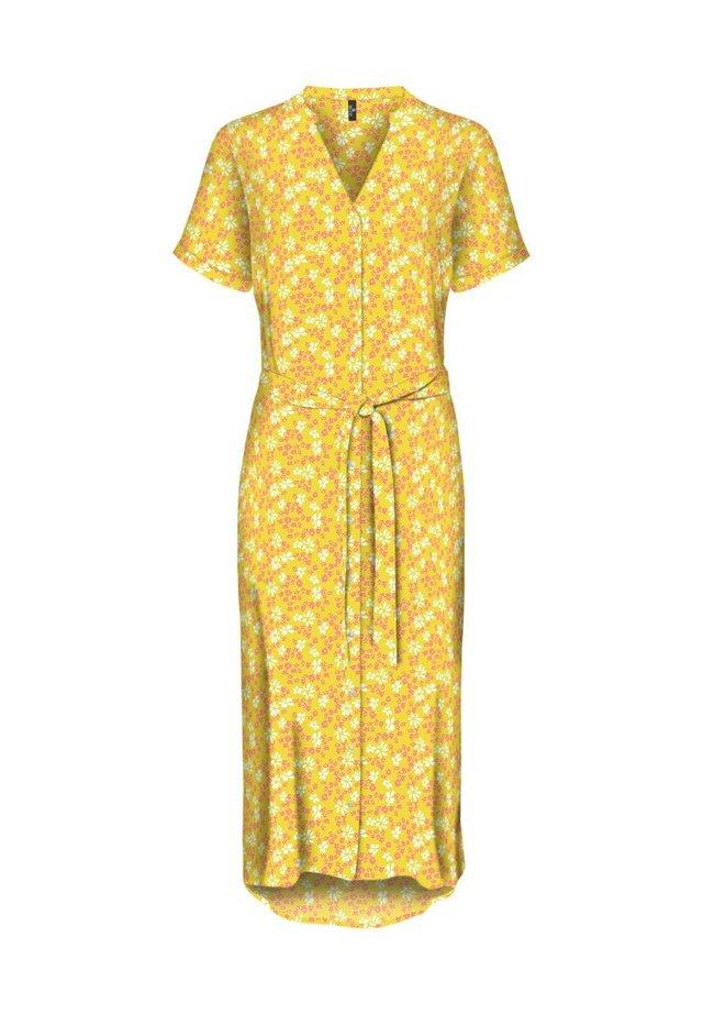 BEDRUCKTES - Skjortklänning - celandine