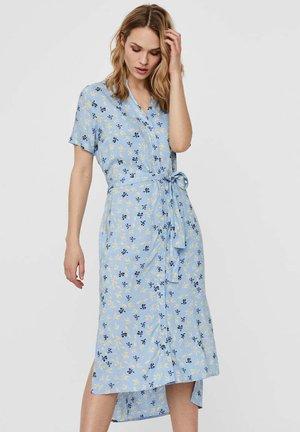 BEDRUCKTES - Shirt dress - placid blue