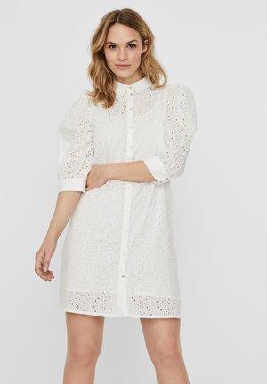 Sukienka koszulowa - snow white