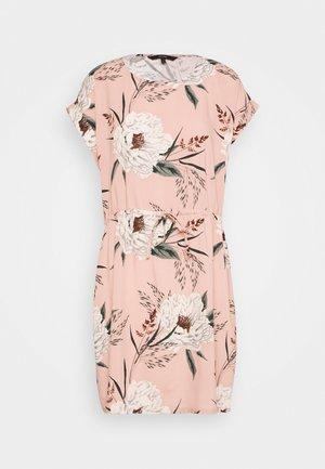 VMSIMPLY EASY SHORT DRESS - Korte jurk - misty rose