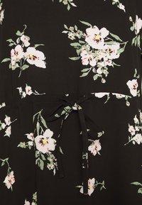 Vero Moda - VMSIMPLY EASY SHORT DRESS - Korte jurk - black - 2