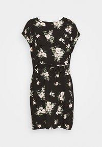 Vero Moda - VMSIMPLY EASY SHORT DRESS - Korte jurk - black - 0