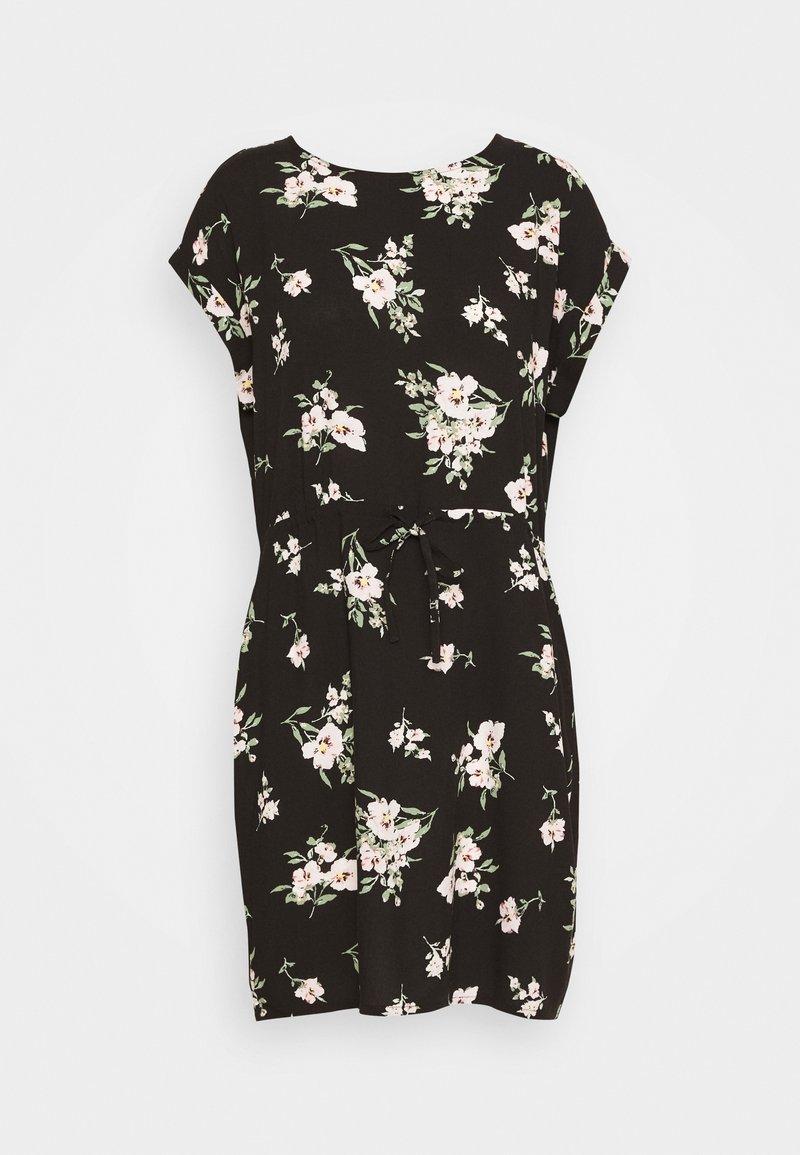 Vero Moda - VMSIMPLY EASY SHORT DRESS - Korte jurk - black