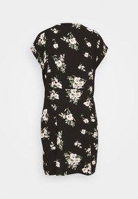 Vero Moda - VMSIMPLY EASY SHORT DRESS - Korte jurk - black - 1