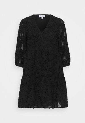 VMLAURA SHORT DRESS - Vapaa-ajan mekko - black