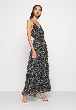 VMWONDA WRAP DRESS - Maxi dress - black