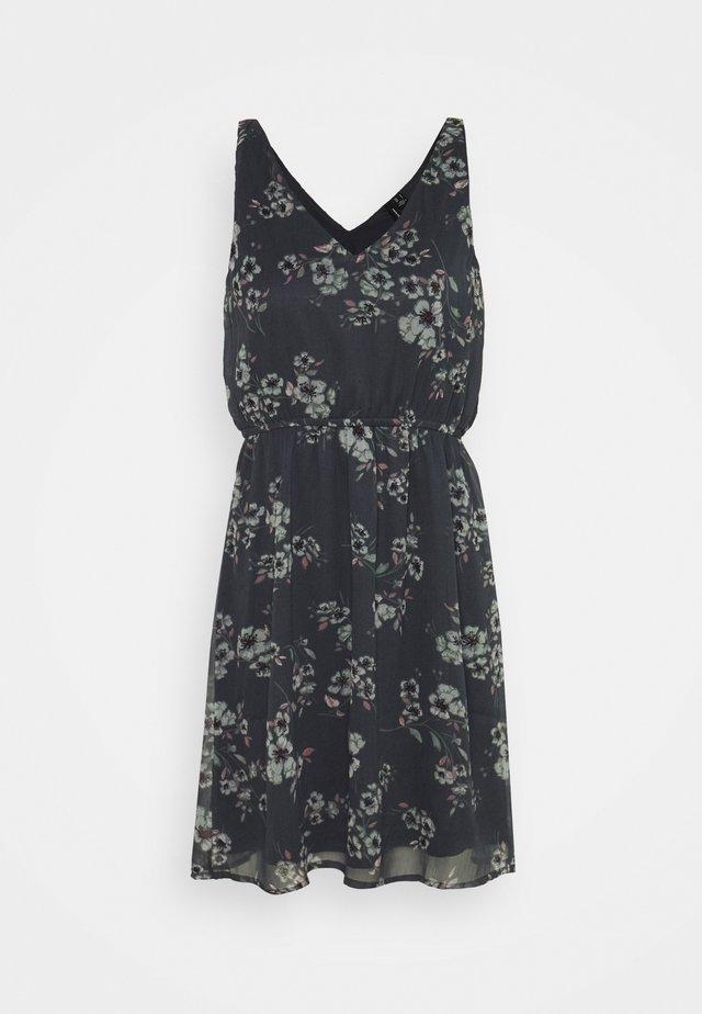 VMWONDA NEW SINGLET SHORT DRESS - Vestito estivo - ombre blue